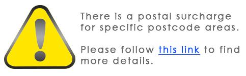 Van-X Postal Surcharge Details