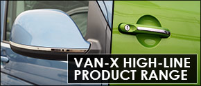 VAN-X Volkswagen VW HIGHLINE Product Range