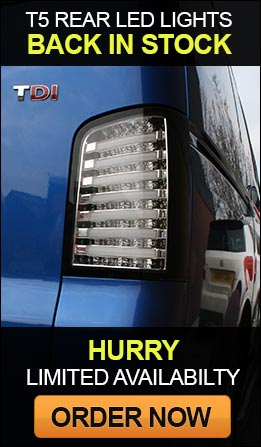T5 rear LED lights limited stock, hurry and order now