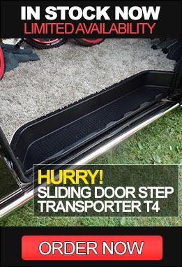 T4 Transporter Sliding Door Step - LIMITED STOCK