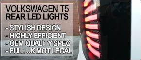 VAN-X T5 Transporter Rear LED Lights