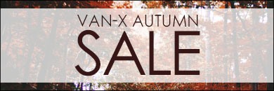 Autumn sale now on at Van-X Volkswagen t4 t5 t6 parts accessories stoke, don't miss out