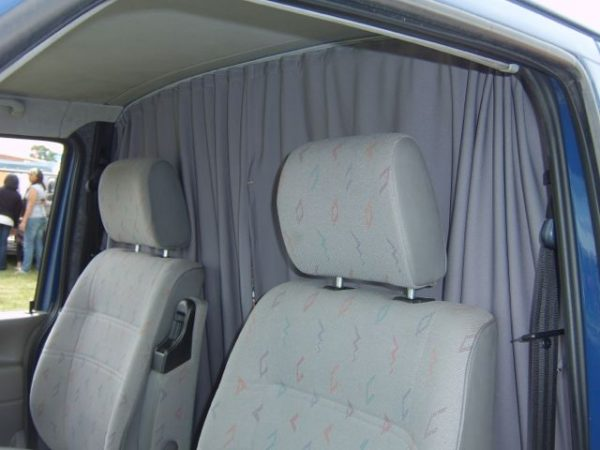 Cab Divider Curtain Kit for VW Crafter -3384