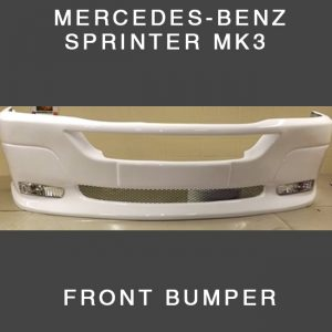 Van-X Front Bumper for Mercedes Sprinter-0