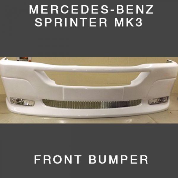Van-X Front Bumper for Mercedes Sprinter-0