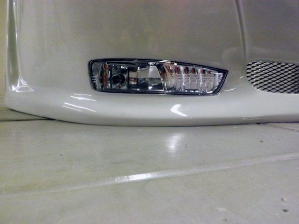 Van-X Front Bumper for Mercedes Sprinter-3832