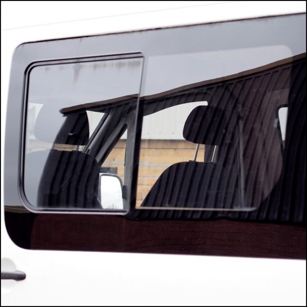 Side Sliding Window for Volkswagen Crafter SWB-6385