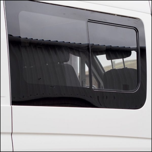 Side Sliding Window for Volkswagen Crafter SWB-6382