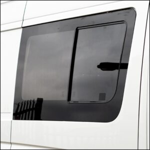 Side Sliding Window for Volkswagen Crafter SWB-6383