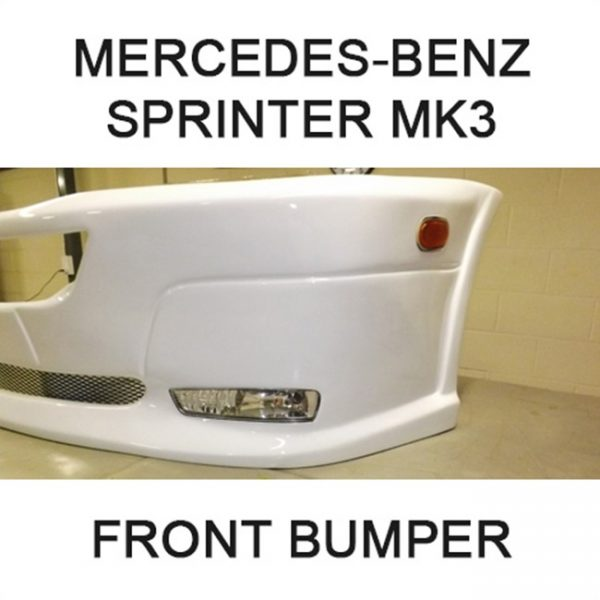 Van-X Front Bumper for Mercedes Sprinter-19465
