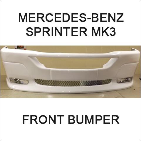 Van-X Front Bumper for Mercedes Sprinter-3830