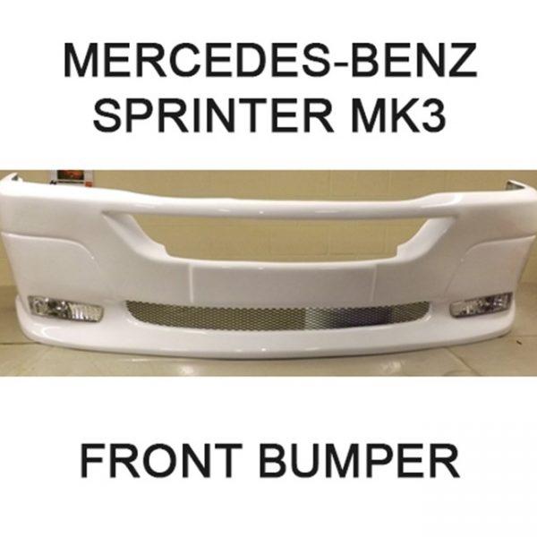 Van-X Front Bumper for Mercedes Sprinter-19466