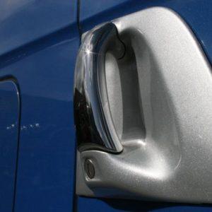 Stainless Steel Door Handle Covers Scania R & 4 Series-1229
