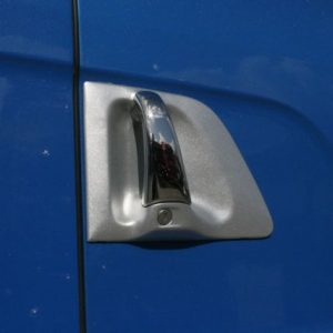 Stainless Steel Door Handle Covers Scania R & 4 Series-3458