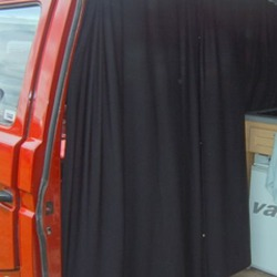 Cab Divider Curtain Kit for VW T3 Transporter-19335