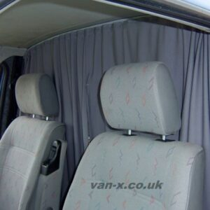 Cab Divider Curtain Kit for Fiat Ducato -0