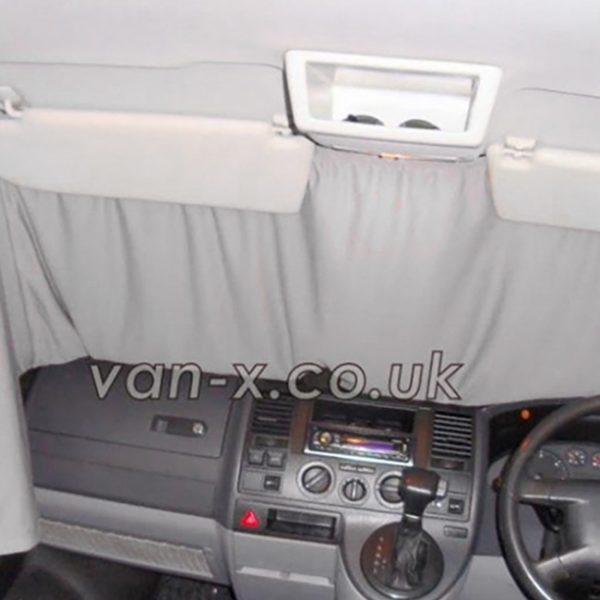 Front Cab Curtain for VW T5 / T6 Transporter Premium-line-19417