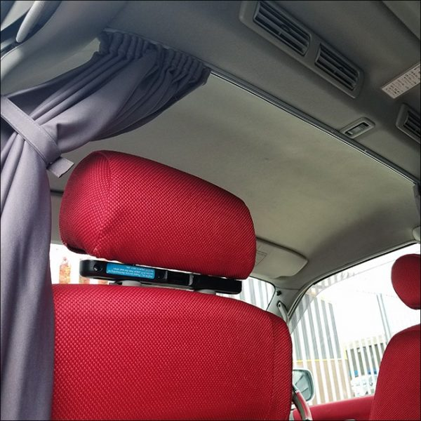 Cab Divider Curtain Kit for Mazda Bongo-7842
