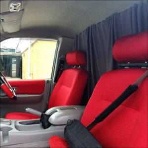 Cab Divider Curtain Kit for Mazda Bongo-0