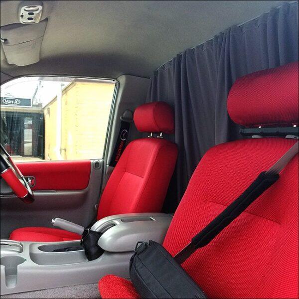 Cab Divider Curtain Kit for Mazda Bongo-0