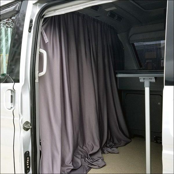Cab Divider Curtain Kit for Mazda Bongo-7837