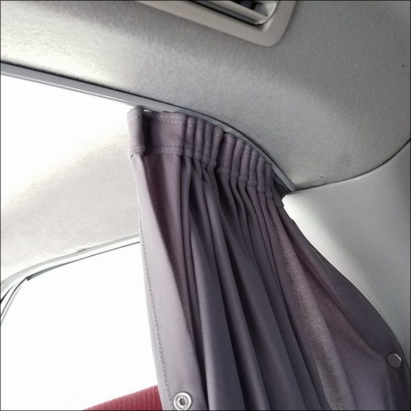 Cab Divider Curtain Kit for Mazda Bongo-7834