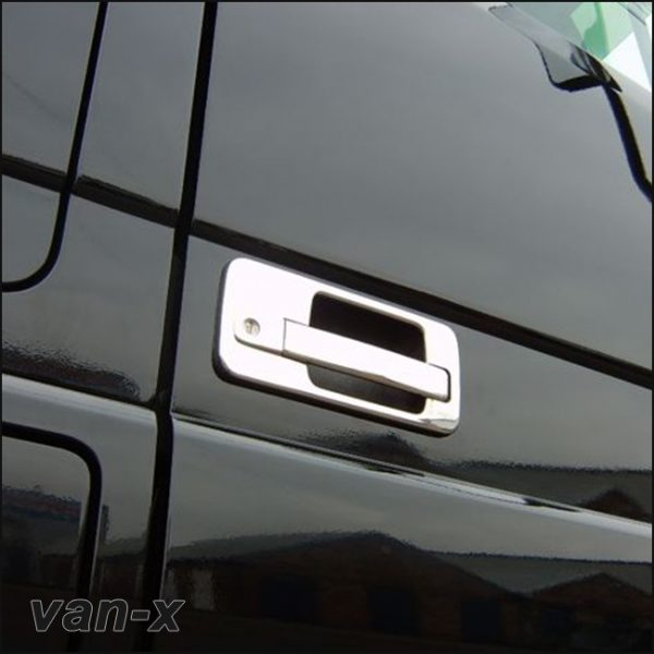 Stainless Steel Door Handle Covers for Mercedes Actros-3479