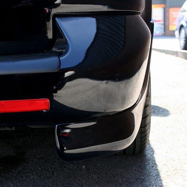 Rear Bumper Corner Spoiler for VW T5 Transporter-8866