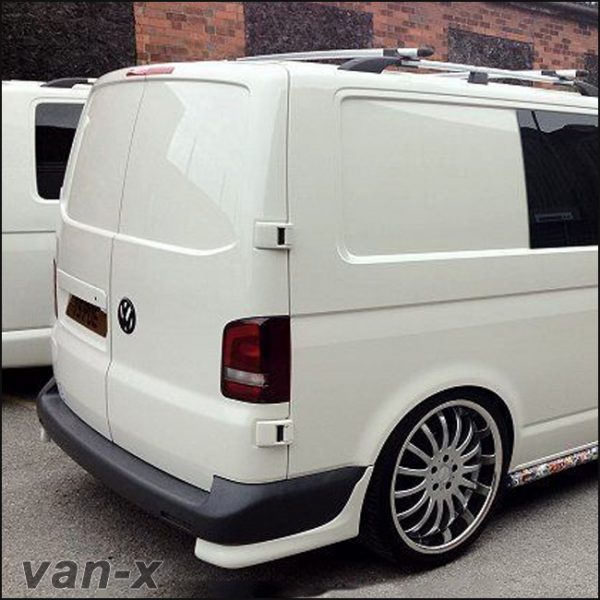 Rear Bumper Corner Spoiler for VW T5 Transporter-2737