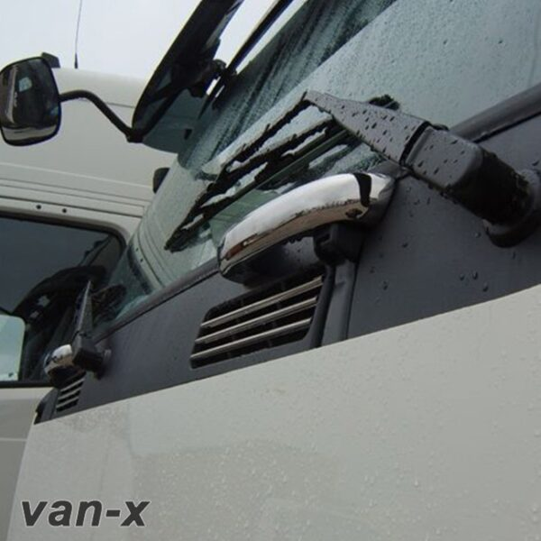 Stainless Steel Front Grab Handle Covers for Volvo FH / FM-0