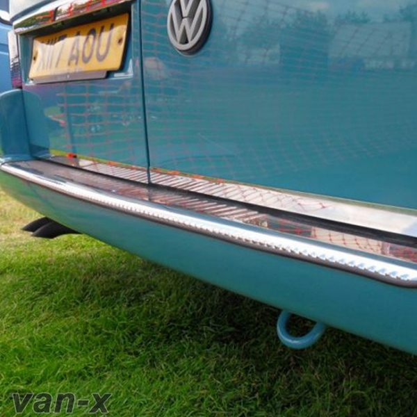 Barndoor Edge Trim for VW T4 Transporter Stainless Steel -19366