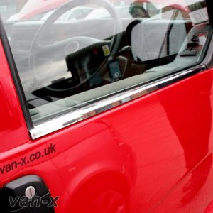 Window Sill Trims For VW T4 Transporter Stainless Steel -0