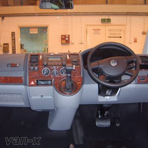 Full Dash Kit Trim for VW T5 Transporter *CLEARANCE*-0
