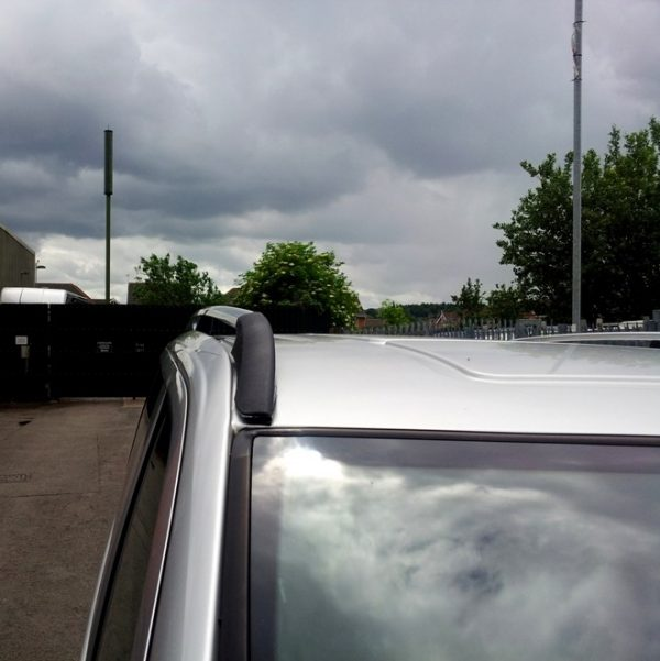 Roof Bars For Mercedes Vito (XLWB ONLY)-3924