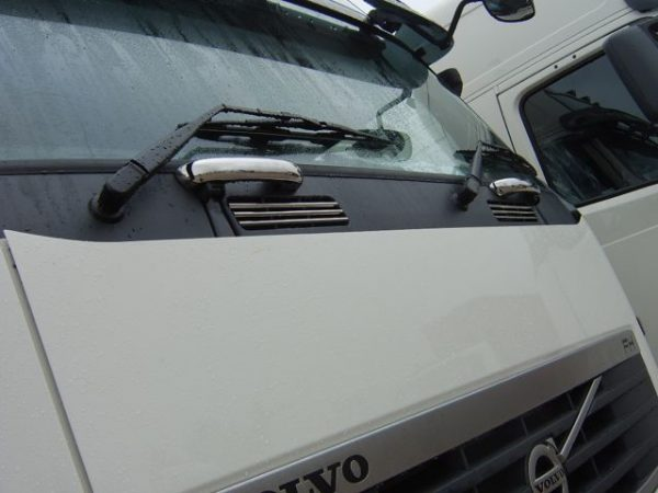 Stainless Steel Front Grab Handle Covers for Volvo FH / FM-3503