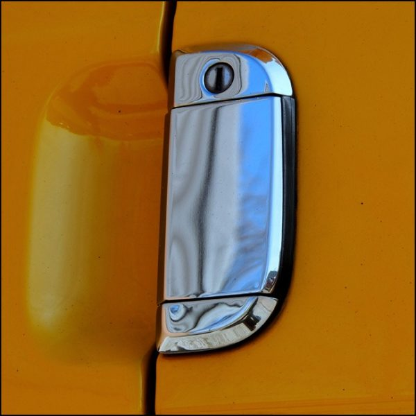 Barndoor Handle Cover for VW T4 Transporter Stainless Steel -5890