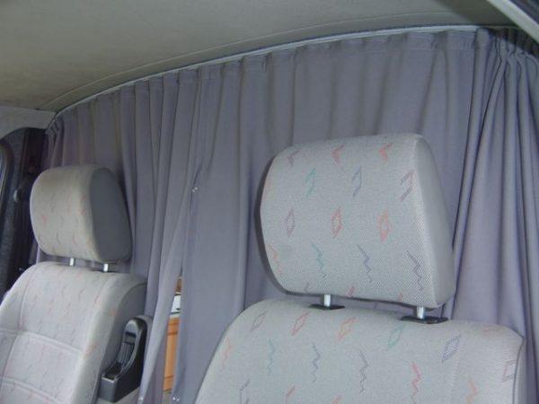 Cab Divider Curtain Blind Kit for VW T5 / T6 Transporter-2775