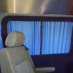 Side Window Premium-Line Curtain Kit for Fiat Ducato-19557