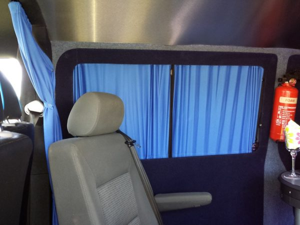 Side Window Premium-Line Curtain Kit for Fiat Ducato-1649