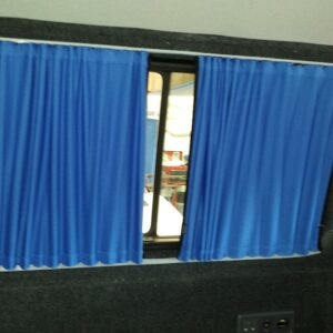 Side Window Premium-Line Curtain Kit for Fiat Ducato-1653