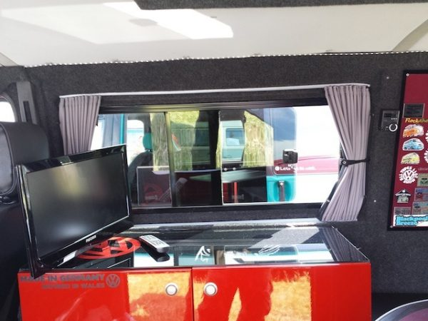 Side Window Premium-Line Curtain Kit for Fiat Ducato-1655