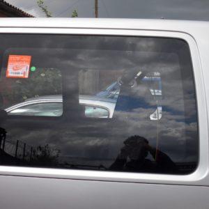 Rear Quarter Window Glass for VW T5 Transporter LWB-1326