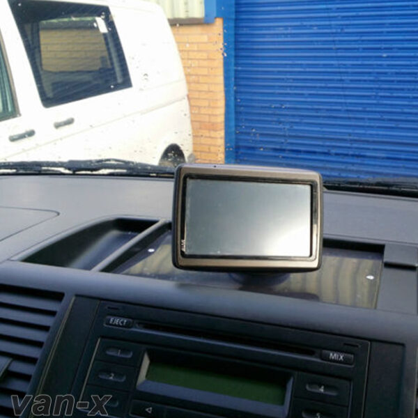 Top Dash Tray Plate for VW T5 Transporter-0