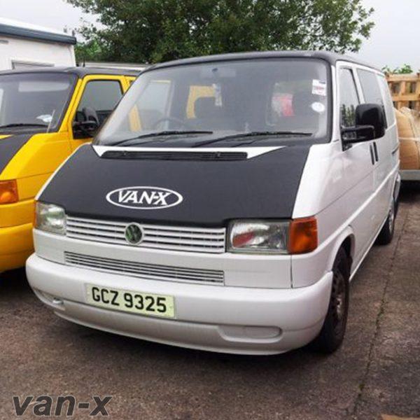 Bonnet Bra / Cover Van-X Logo for VW Transporter T4 S.NOSE-0