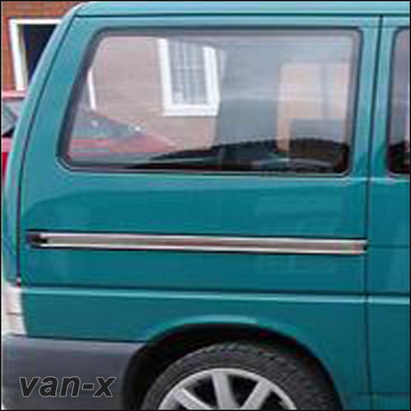 Smoked Rear Quarter Panel Window for VW T4 Transporter LWB-3179