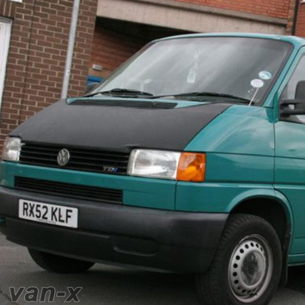 Bonnet Bra / Cover Black for VW Transporter T4 S.NOSE-0