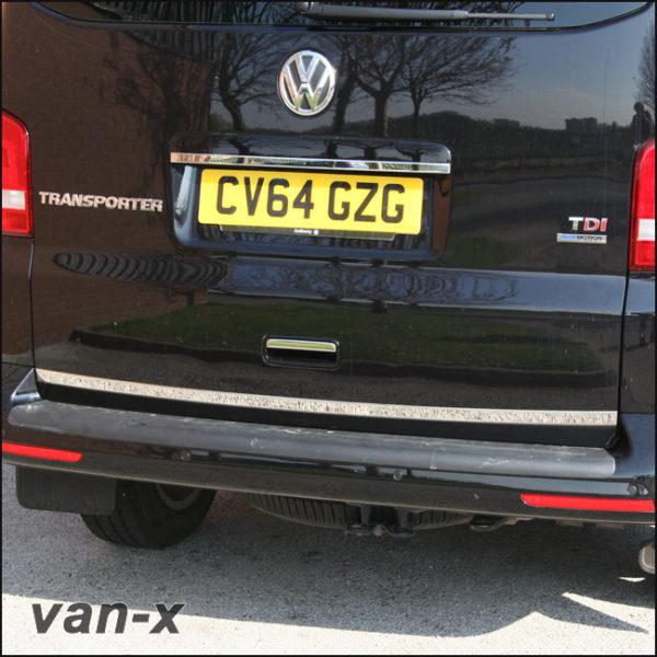 Edge Trim For Tailgate VW T5.1 Transporter-3619