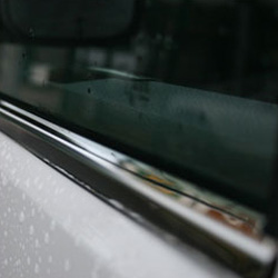 Window Sill Trims for VW T5 Transporter Stainless Steel-19770