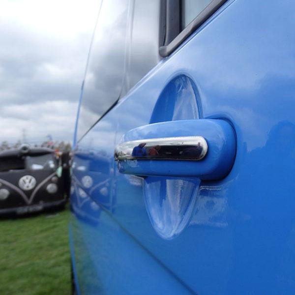 Door Handle Covers / Trims for VW T6 Transporter-8668