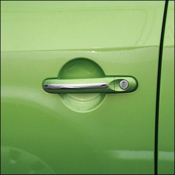 Door Handle Covers / Trims for VW T6 Transporter-8666